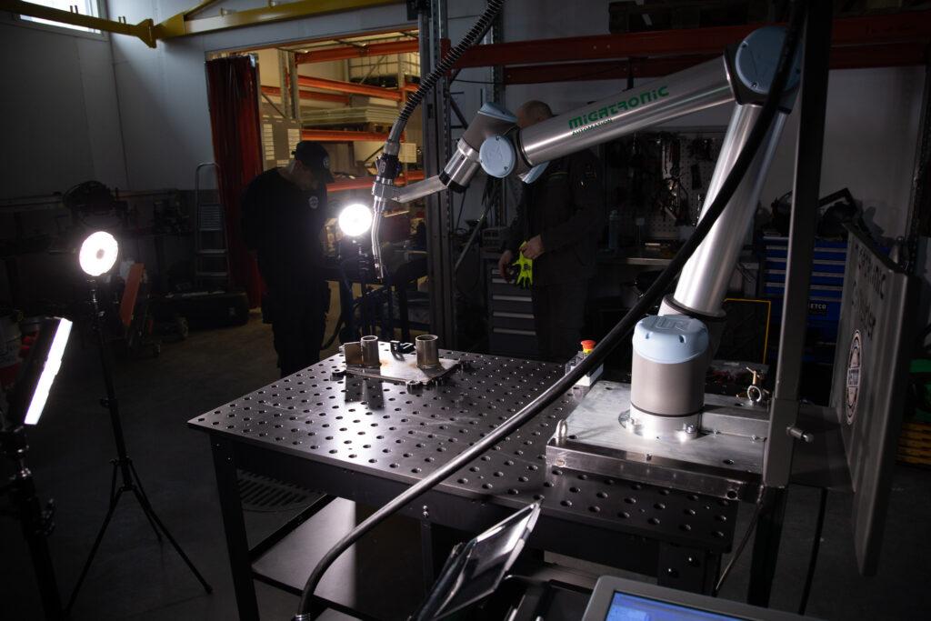 Retco Democenterissä tutustutaan uusien työtapojen tai -menetelmien toimivuuteen käytännössä.